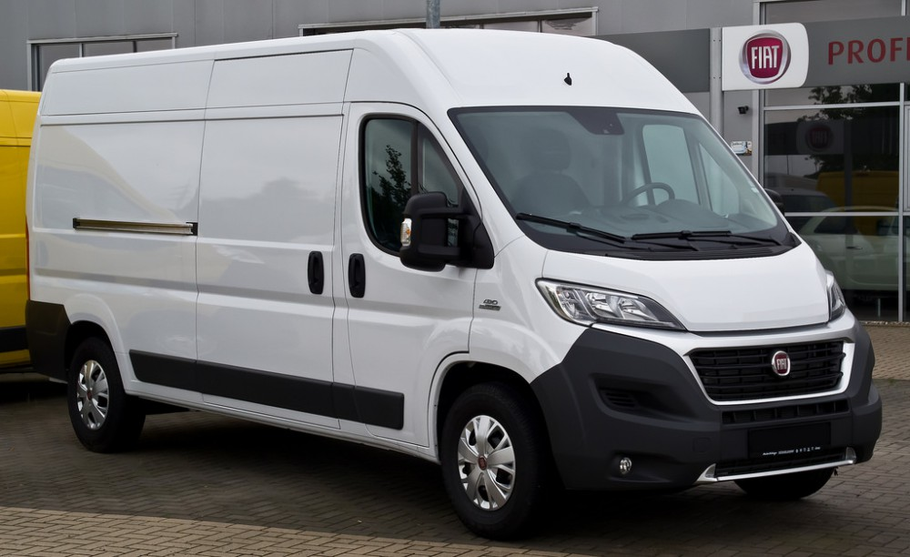 Example of a Ducato