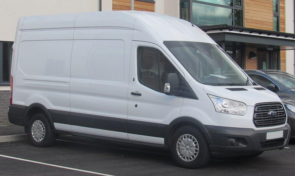 Ford Transit (2014-on) - VanDimensions